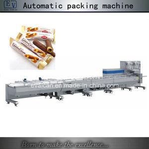EV Horizontal Flow Chocolate Bar Packaging Machine pictures & photos