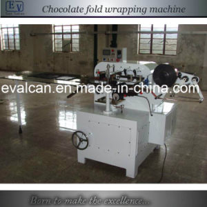 Chocolate Fold Wrapping Machine pictures & photos