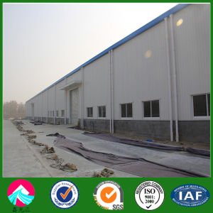 Prefabricated Steel Structure Warehouse/Workshop Building pictures & photos