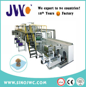 Disposable Under Pad Making Machine pictures & photos