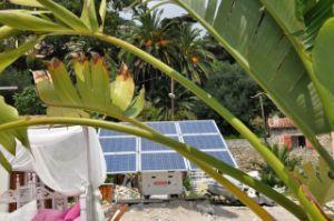 Portable Home/Office Use 1395W Solar Generator