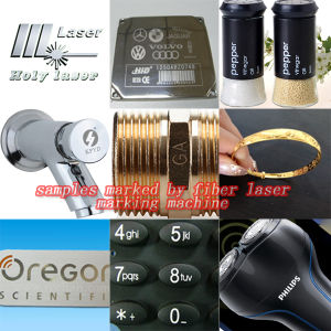 Fiber Laser Marking Machine Factory Price pictures & photos