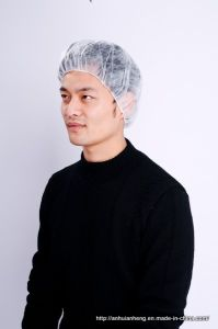 Disposable Non Woven Bouffant Nurse Cap Various Colors and Sizes pictures & photos