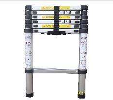 Best Sales Telescopic Aluminum Folding Ladder