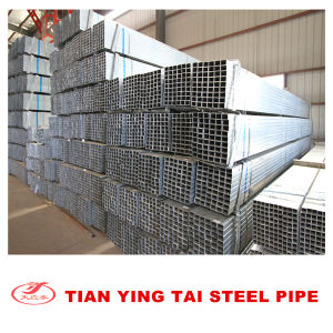 Square Steel Pipe pictures & photos