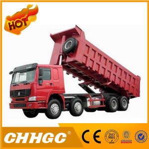 Light Duty 4 Axles 8X4 Tipper Truck Hot Sales in Desmotic and Overseas pictures & photos