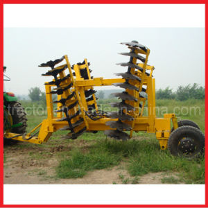 1bzndz Tractor Trailed Heavy Duty Folding Wing Disc/Disk Harrow pictures & photos