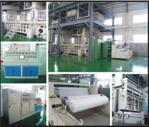 PP Spunbond Nonwoven Fabric Production Line (SJ-TY) pictures & photos