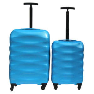 2017 New Design Single Bar ABS Luggage Set pictures & photos