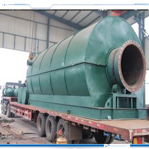 New Generation Recycling Plastic to Oil Pyrolysis Equipment pictures & photos