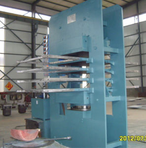 Outdoor Rubber Floor Mat Making Machine/Vulcanizing Press Machine pictures & photos
