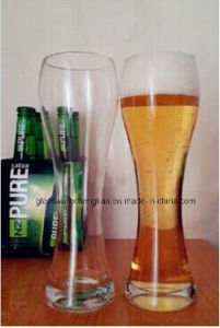 Hand Made Clear Beer Glass (PJB-10) pictures & photos