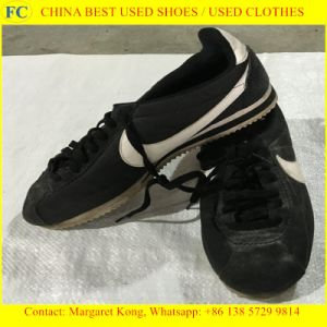 Comfortable Wholesale Used Shoes Sport Shoes (FCD-002) pictures & photos