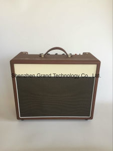 Custom Vintage 15W 1X12 Tube Guitar Combo Amplifier (AT-15) pictures & photos
