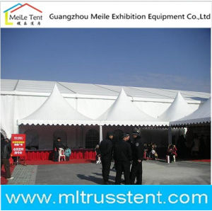 Aluminum Frame Big Bus Station Waiting Room Tent 15m*50m pictures & photos