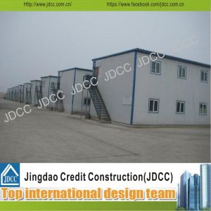 Easy Assemble Two-Storey Prefabricated House for Workers Dormitory pictures & photos