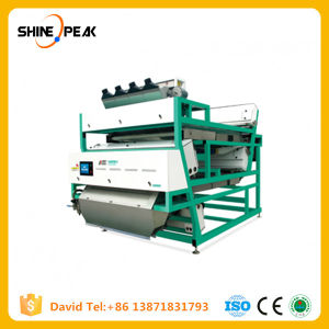 Coffee Beans CCD Color Sorter Machine Coffee Processing Machinery pictures & photos