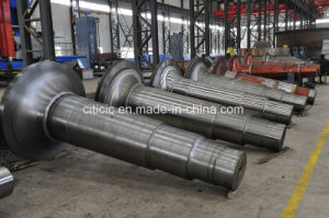 Forged Shaft for Wind Power Generation pictures & photos