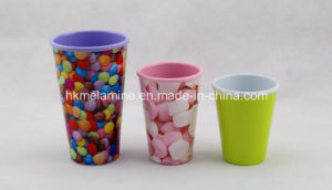 Printing Melamine Cup (CP092) pictures & photos