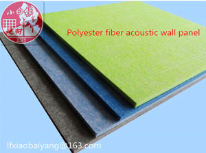Wall Panel Environmental Detective Panel Acoustic Panel Ceiling Panel pictures & photos