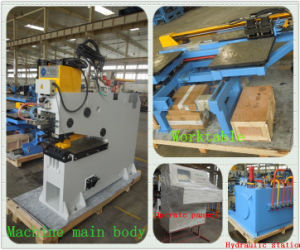 CNC Plate Punching and Drilling Machine pictures & photos