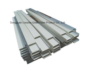 Environmental Protection Pultruded Profiles, Fiberglass Channel, FRP Channel