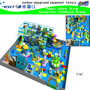 Large Indoor Naughty Castle Theme Park Playground (H15-6021) pictures & photos