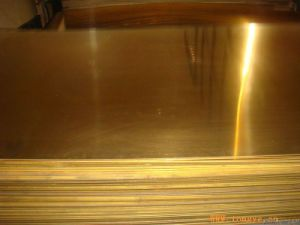 Best Quality of Copper Plate (C11000, C12100, C12200) pictures & photos
