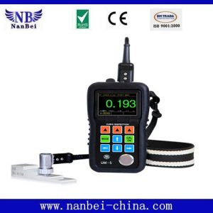 LED Portable Ultrasonic Thickness Gauge pictures & photos