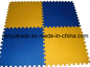 Children′s Puzzle Mat, Adhesive-Protective Children Mat, Waterproof Children Mat (JY-04)