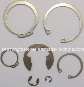 Retaining Ring / Snap Ring (DIN471 / DIN472 / DIN6799) pictures & photos