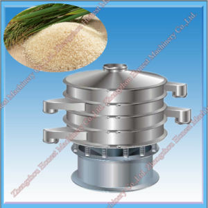 Stainless Steel Rice / Sugar / Grain Vibration Sieve pictures & photos