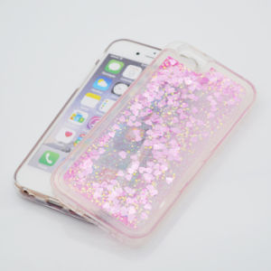 Hot Sale Colorful Quick-Sand Anti Shock Cell Phone Case for iPhone 6/ 6s pictures & photos