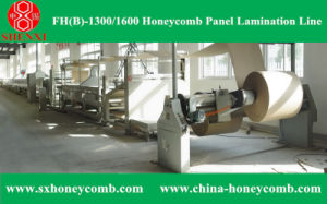 Hf (B) -1450 Honeycomb Panel Machine pictures & photos
