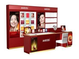 Cosmetic Store Fixture for Display pictures & photos