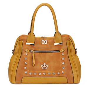 Best Selling Leather Classic Big Luxury Designer Ladies Handbag (MBNO035046) pictures & photos