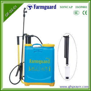 16L Manual Sprayer Knapsack Sprayer (GF-02-01)