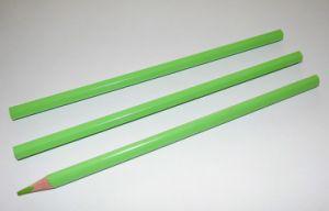 """7""""Lead Colored Plastic Pencil-Fresh Green"""