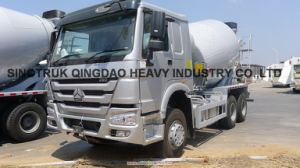Sinotruk HOWO 12 M3 Concrete Mixer Truck with Low Price (ZZ1317N3261) pictures & photos