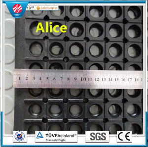 Acid Resistant Rubber Mat/Anti-Static Rubber Mat/Drainage Rubber Mat pictures & photos