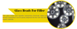 High Lubrication Glass Bead as Filler Material, Micro Filler Glass Beads for Filler pictures & photos