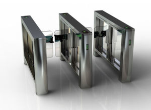 Top Secured High Efficient Speed Gate Turnstile Th-Sg304 pictures & photos