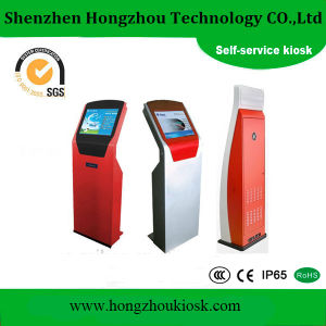 Waterproof High Outdoor LCD TV Advertising Kiosk pictures & photos
