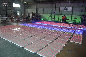 60X60cm RGB LED Dance Floor Tiles pictures & photos