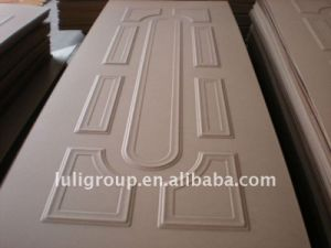 Moulded MDF Door Skin, HDF Molded Door Skin, Raw MDF Door Skin pictures & photos