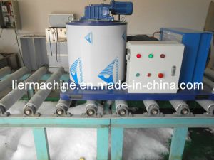 500kg Per Day Flake Ice Maker for Supermarket pictures & photos