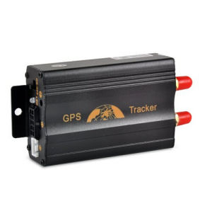 Vehicle Car GPS Tracker Tk103A GPS GSM Tracker with Sos Alarm Engine Cut Fuel Alarm Coban GPS Tracker 103A pictures & photos
