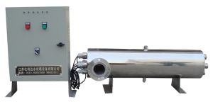 Swimming Pool Water Disinfection Stainless Steel Housing UV Sterilizer pictures & photos