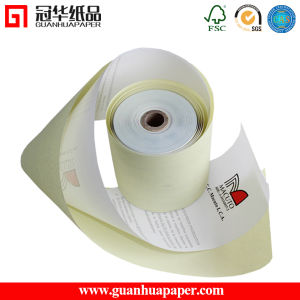 ISO Superior Quality NCR Copy Paper Rolls pictures & photos