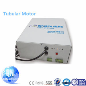 220V AC Tubular Motor Controller with Storage Battery for Roller Door pictures & photos